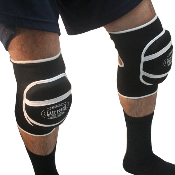 Defender Black Professional Protective Knee Pads