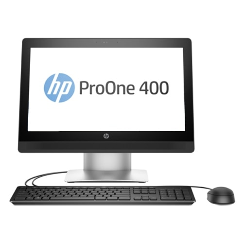 Hewlett Packard W5Y44UT-ABA ProOne 400 G2 20-inch Non-Touch All-in-One PC