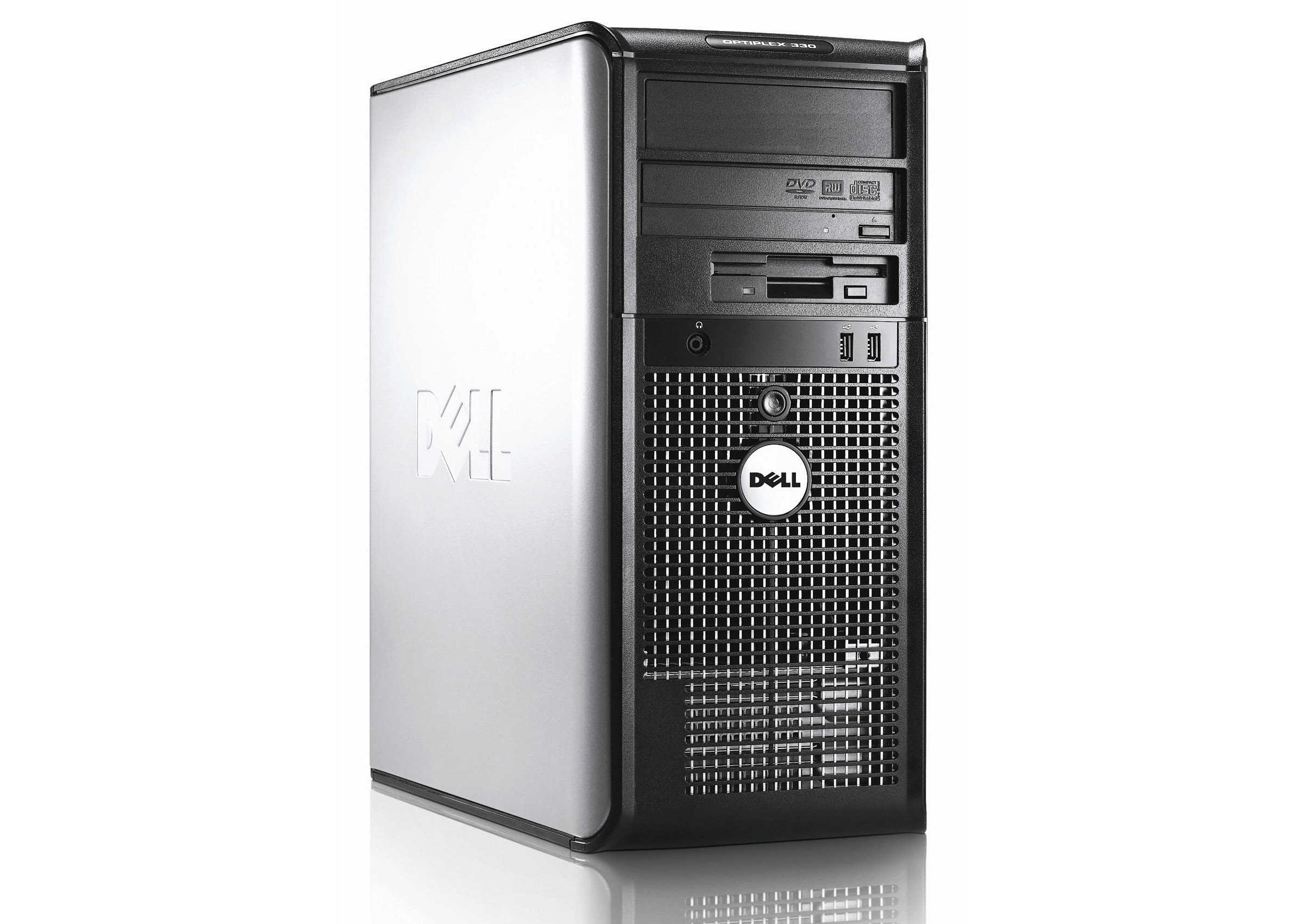 REFURBISHED: Optiplex GX745 Tower - 400GB HDD, 4GB Ram, DVD-Rom, Windows XP Professional