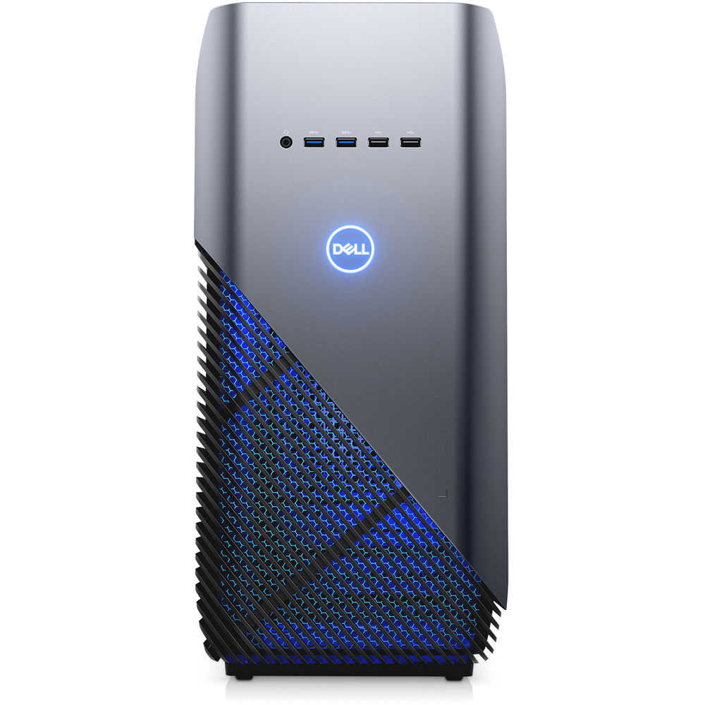 Dell Inspiron 5680 Gaming Desktop Computer, Intel Core i5 8400 (6-Core/6-Thread, 9MB Cache, up to 4GHz with Intel Turbo Boost Technology), 8GB 2400MHz DDR4,1 TB 7200 RPM [SATA] Windows 10 Home