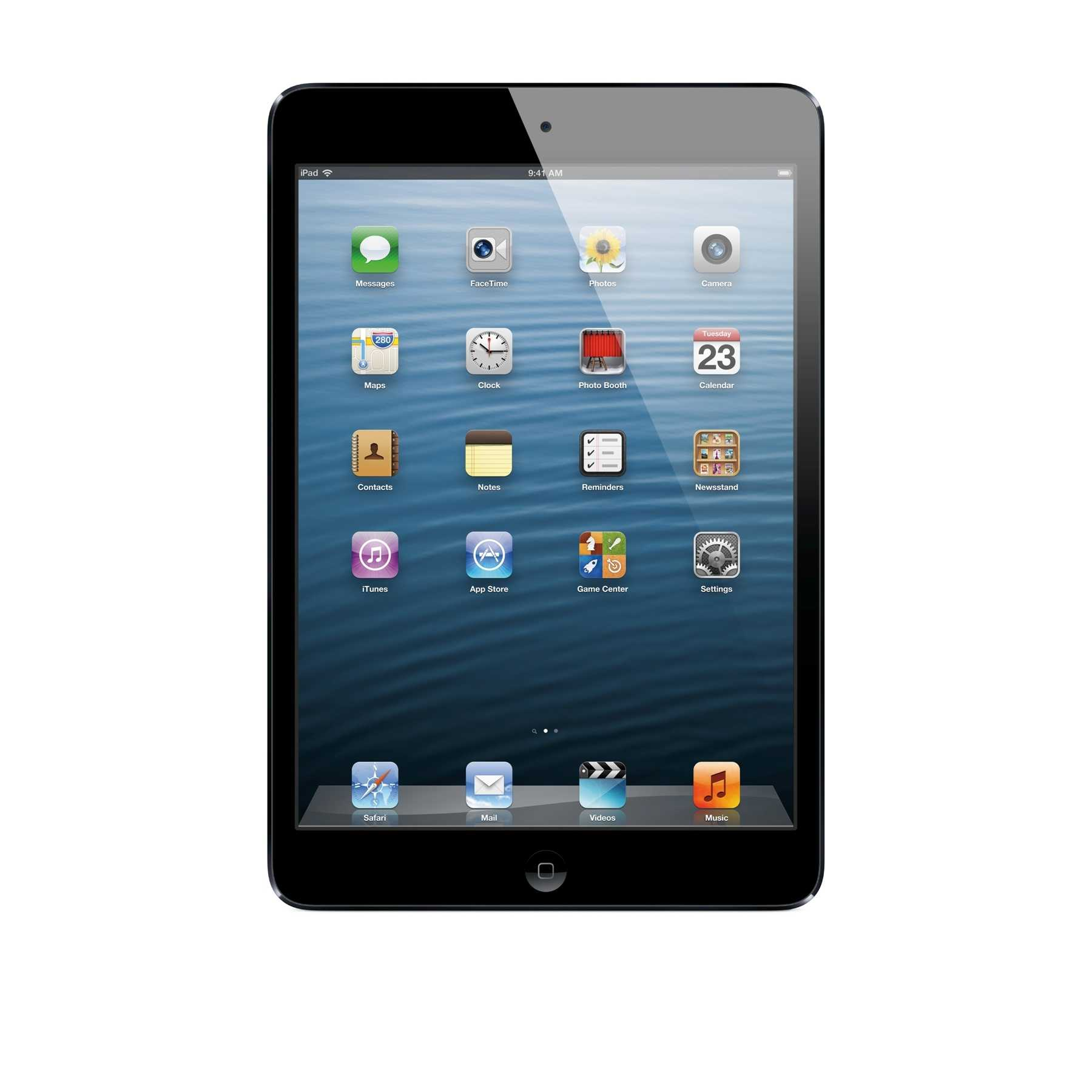 Apple A1432 iPad Mini 16 GB 7.9' Multi-Touch Display Multimedia Tablet, Black (Refurbished)