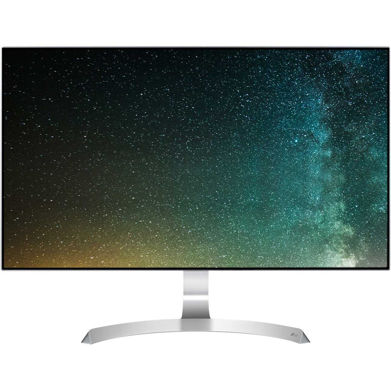 LG 27' FreeSync IPS Borderless 1920x1080 HDMI Gaming Monitor