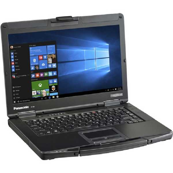 Panasonic Cf-54D2900vm 14 Inch Semi-Rugged 810G Toughbook 54 Lite Notebook
