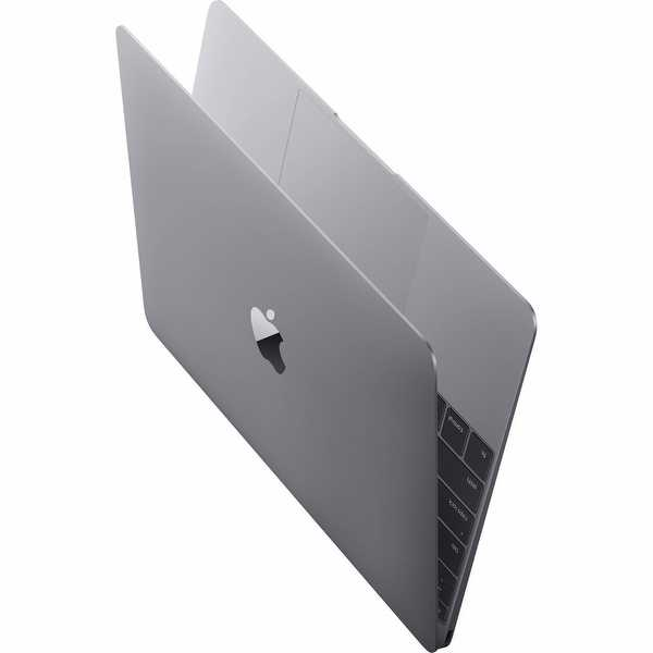 Apple 12' MacBook (Early 2015, Space Gray)